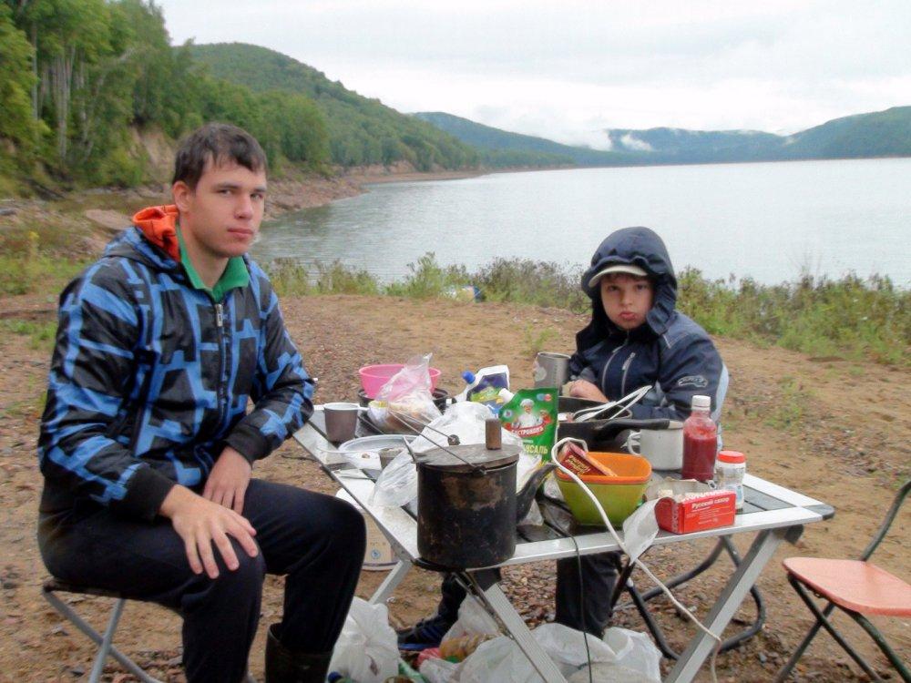 рыболовные туры по красноярскому краю