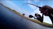 рыбалка  щука монстр на микроджиг