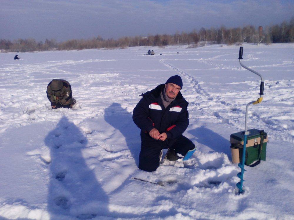 вести с водоемов сайт кемеровских рыбаков