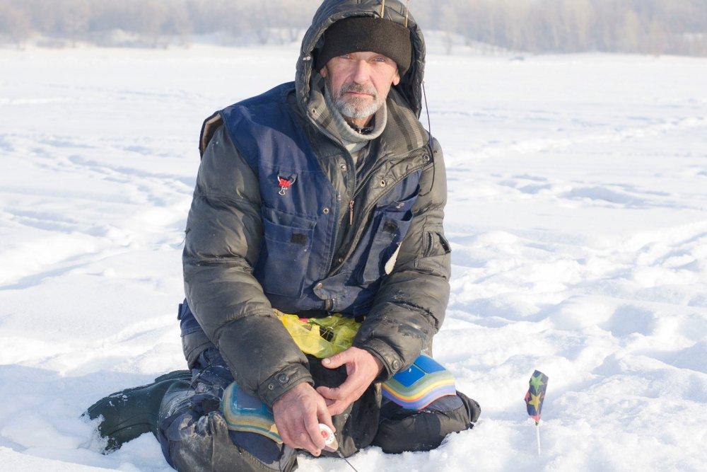 новосибирский рыболов