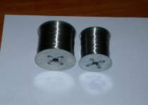Проволока для поводков нержавеющая ГОСТ 18143-72. D-0,5 мм.