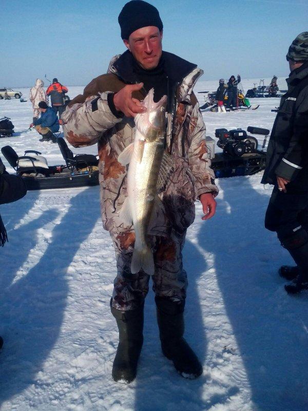 лысый рыбак
