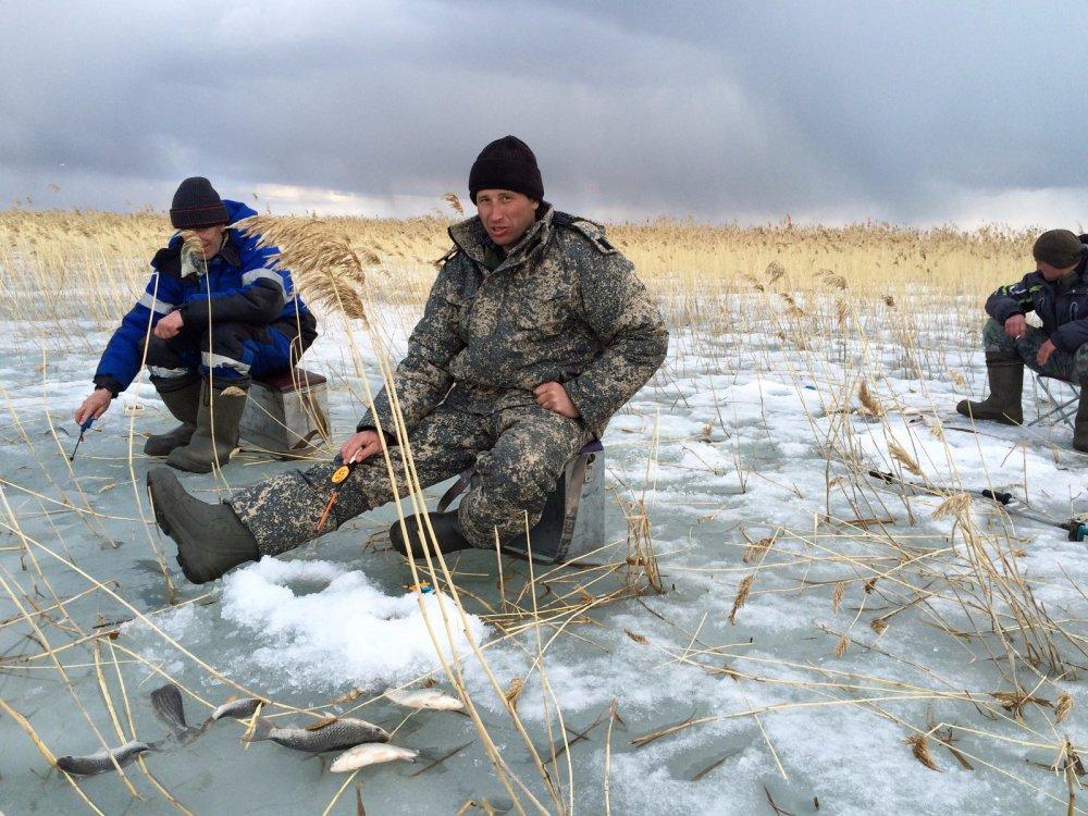 ловля рыбы в апреле мае