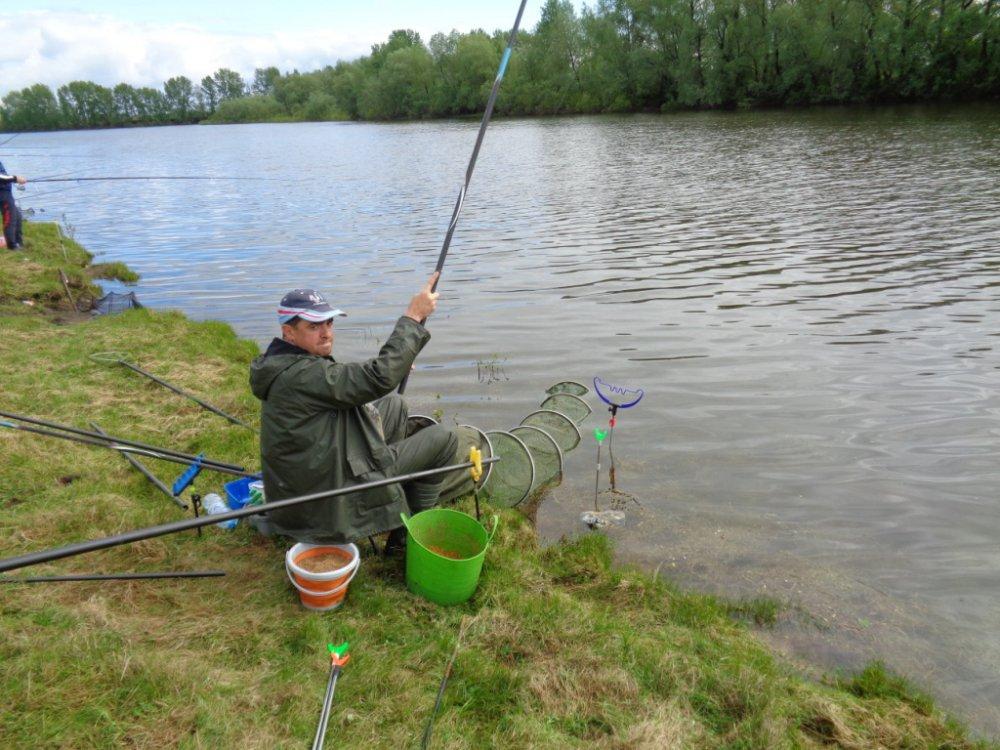 как поймать рыбу с удочкой поплавок