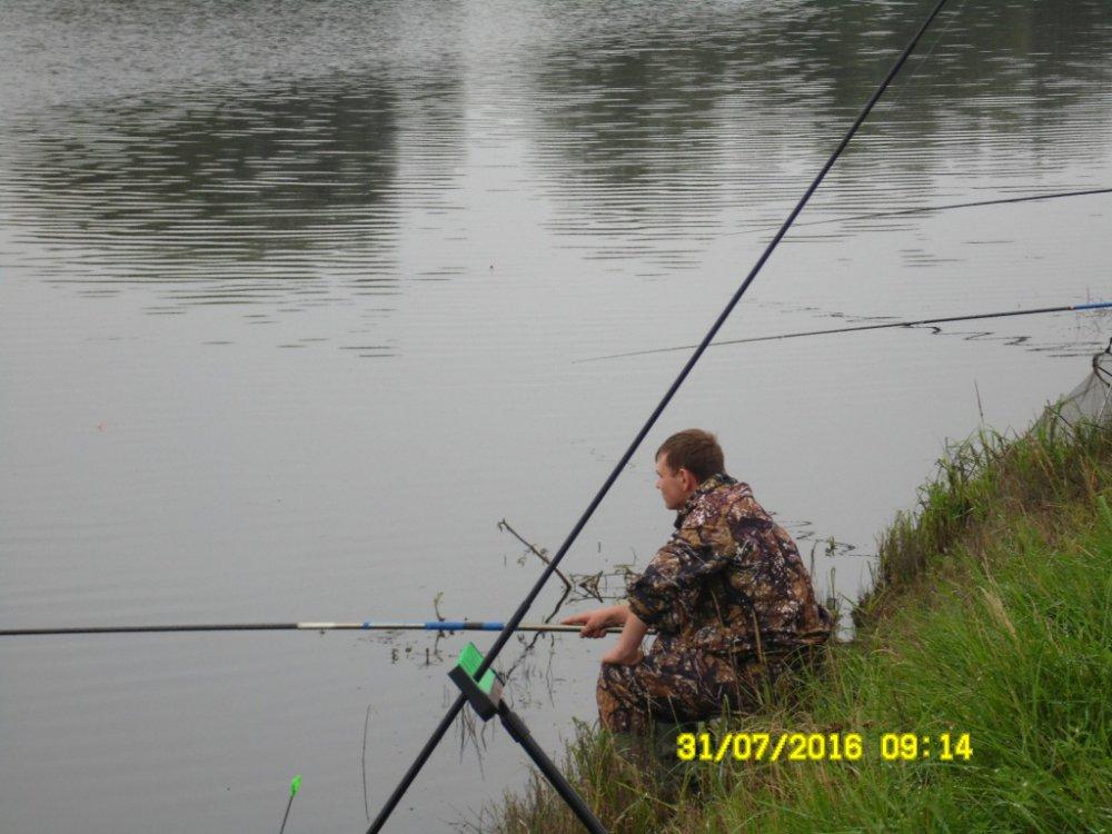 ловля линя в мае на поплавочную