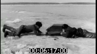 Будь осторожен на льду!