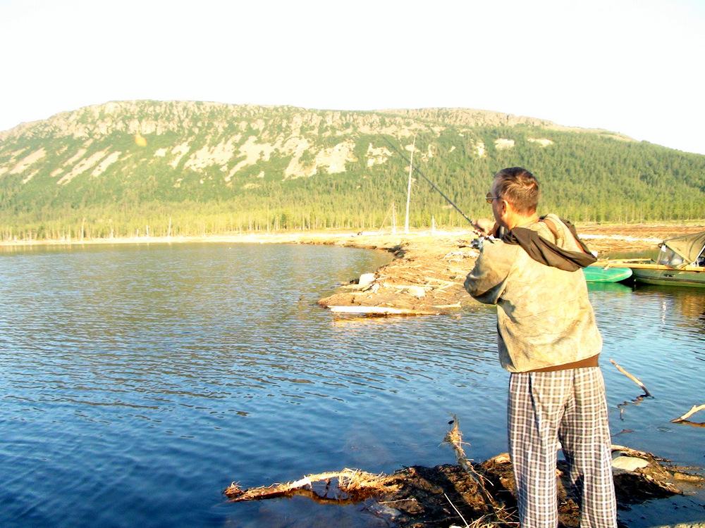 ловля щуки на озерах красноярского края