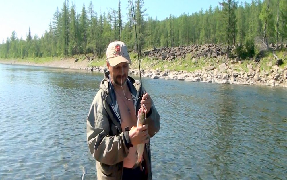 туризм с рыбалкой в сибири