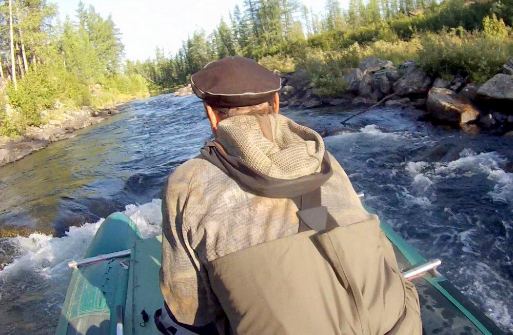красноярский рыболовный форум тугун