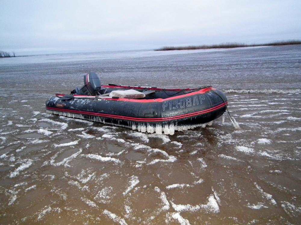как хранят лодки пвх зимой видео
