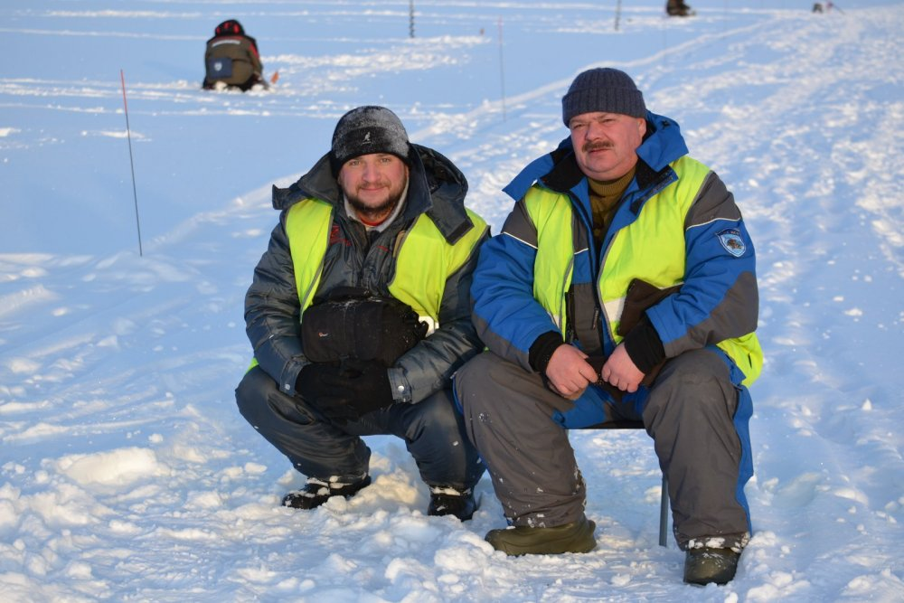 зимняя рыбалка прикормка