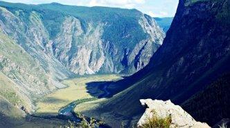 Перевал Кату-Ярык.Алтай.