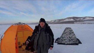 """Палатка """"ВЬЮГА-2"""" (Рыболов)"""
