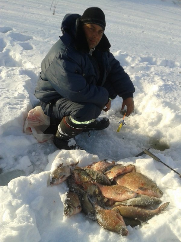где клюет рыба в каменске уральском