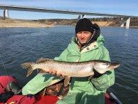 платная рыбалка в боровом
