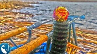 Пролет на рыбалке. Совместная рыбалка c FISHING LV Таймлапс на рыбалке | Рыбалка с Родионом