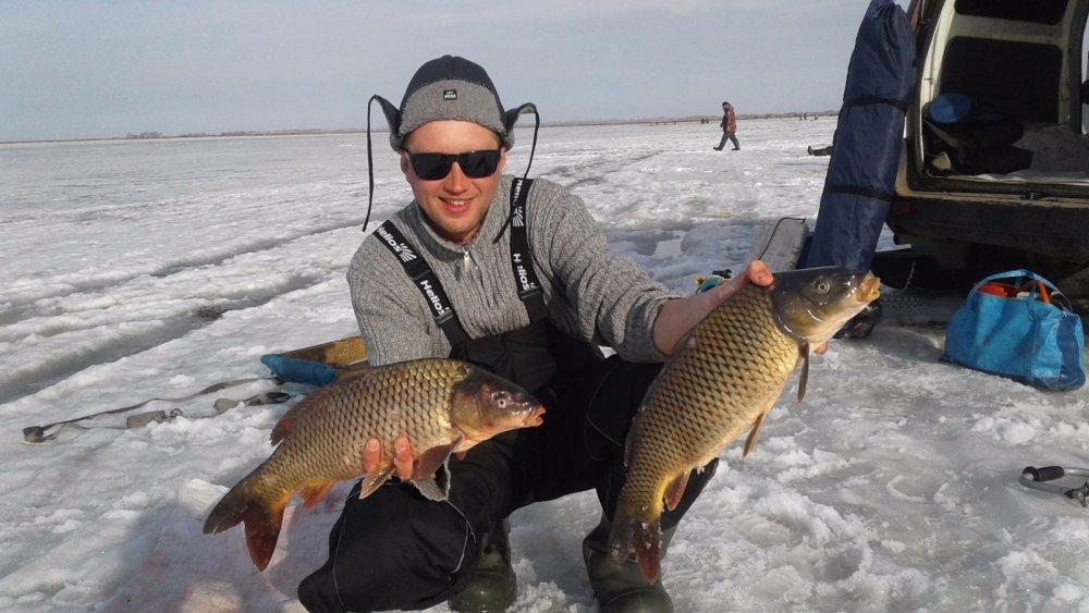рыбалка на водоемах-новосибирск