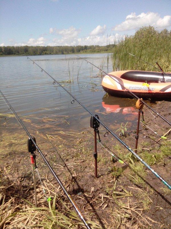 рыбалка в новосибирской области на реке ине