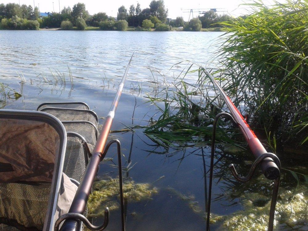 водоем клевое место рыбалка