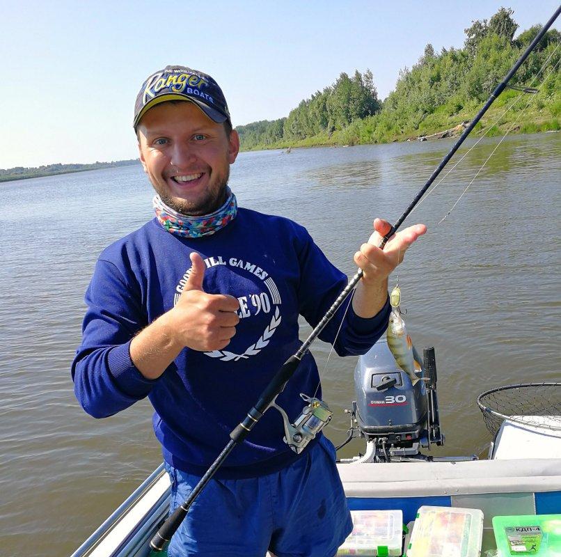 рыболовный сайт спиннингиста