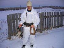 Последний крякаш! При охоте на зайца 24 ноября(!) взят в лесу(!!)=)
