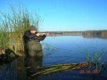 Открытие осенней охоты 2007.
