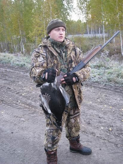 """Осенняя охота 2008: """"Открытие на боровую дичь"""""""