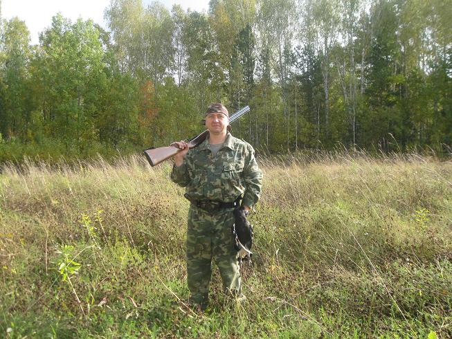 Открылся по косачу в окрестностях  Новосиба