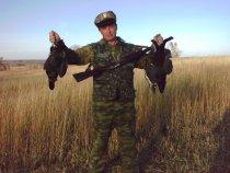 Есть ещё косач на сибирских полях...