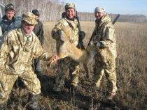 открытие охоты 08
