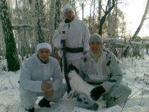 Черепановский поход 22.11.2008 ( Усталые , но довольные)