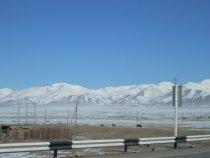 А за хребтом Монголия...