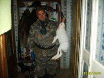 по чернотропу открытие на зайчишку