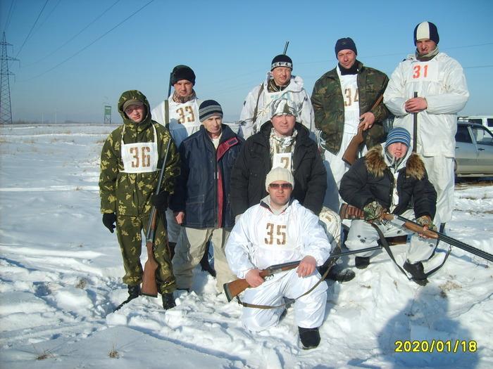 обл. соревнования в копейске 2009 команда сосновского района