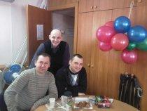 Праздничная встреча на Новосибирской земле.