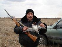 Открытие весенней охоты 2009 г.