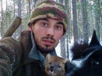 2007 г. Наша охота с Хасаном. Сейчас он в Новосибе живет.