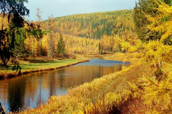 Речка Турука
