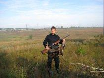 Первый день охоты 30.08. 2008