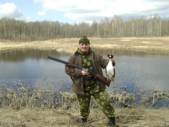 томская область для охотников и рыболовов