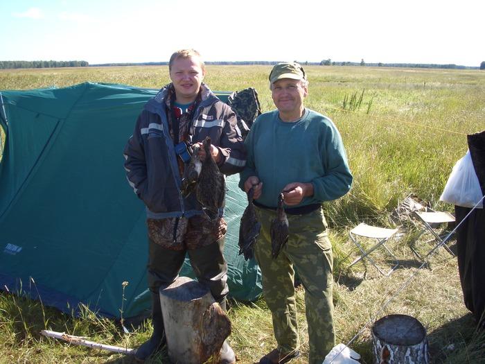 охота осень2007