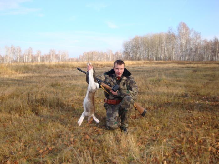 Открытие охоты 2009