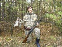 Моя охотница