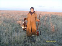 Открытие весенней охоты в 2008г.