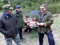 Лучшие норники Алтая!!! газета охотник Сибири 2008.