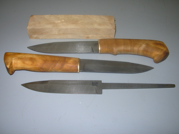 Очередные ножи...