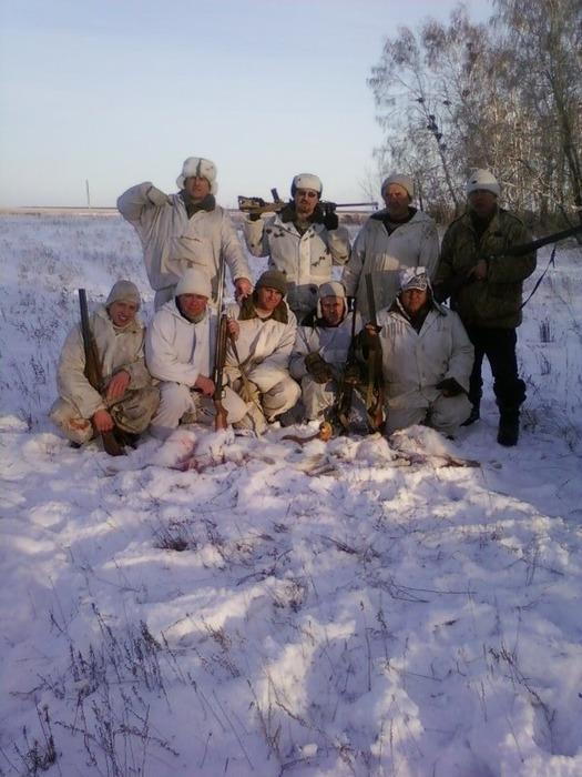 Сезон охоты 2008 года