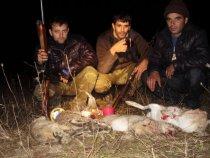 Охота в Ингушетии