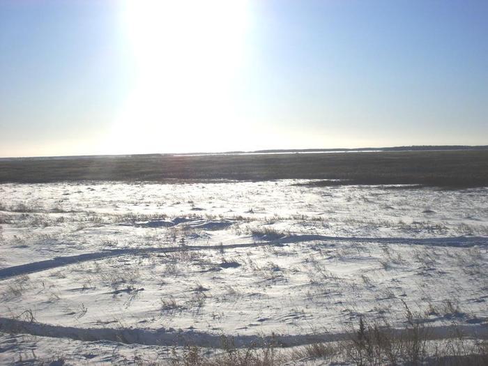 Безмолвие зимнего ГАГАУЧА....