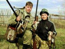 Весна 2009! Марьяновский район!